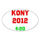 Kony 2012 4:20 Decal