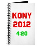 Kony 2012 4:20 Journal
