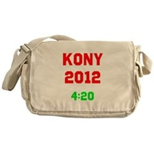Kony 2012 4:20 Messenger Bag