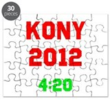 Kony 2012 4:20 Puzzle
