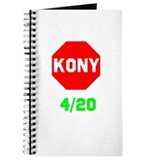 Stop Kony 420 Journal