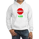 Stop Kony 420 Hooded Sweatshirt