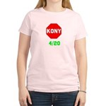 Stop Kony 420 Women's Light T-Shirt