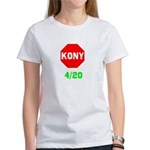 Stop Kony 420 Women's T-Shirt
