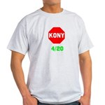Stop Kony 420 Light T-Shirt