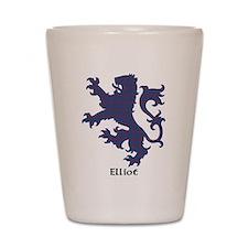 Lion - Elliot Shot Glass