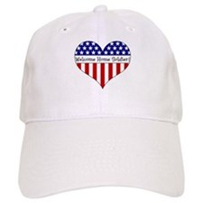 Welcome Home Soldier! Baseball Cap