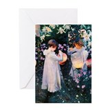 Sargent Carnation &amp; Lily Greeting Card