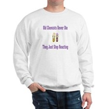 Old Chemists Sweatshirt