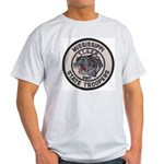 Tiger Unit Ash Grey T-Shirt