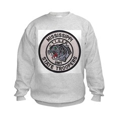 Tiger Unit Kids Sweatshirt