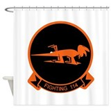 VF-114 Aardvarks Shower Curtain