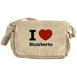 I love Humberto Messenger Bag
