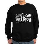 American Bulldog Sweatshirt (dark)