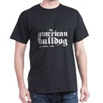 American Bulldog Dark T-Shirt