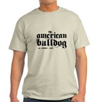 American Bulldog Light T-Shirt