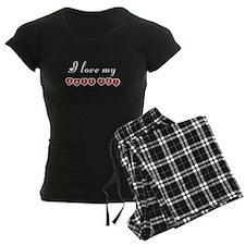 I love my Rott Pei Pajamas