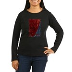 Suburbians Women's Long Sleeve Dark T-Shirt