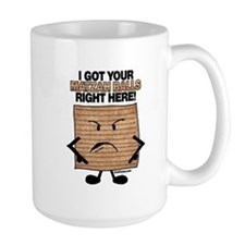 I Got Your Matzah Balls Right Mug