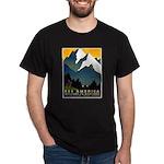 Welcome to Montana, Dark T-Shirt