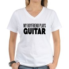 My Boyfriend Plays Guitar Shirt