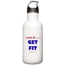 Funny Resolution Water Bottle