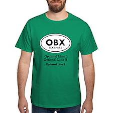 Customizable Souvenir T-Shirt