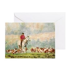 Foxhunt Greeting Cards (Pk of 10)