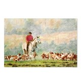 Foxhunt Postcards (Package of 8)