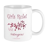Girls Rule - Estrogen Mug