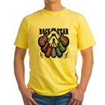 Rock Star Guitars III Yellow T-Shirt