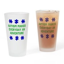 Autism Adventure autismawareness2012 Drinking Glas