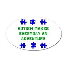 Autism Adventure autismawareness2012 38.5 x 24.5 O