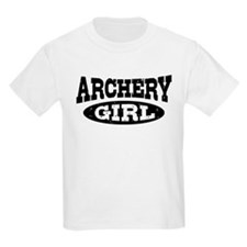 Archery Girl T-Shirt