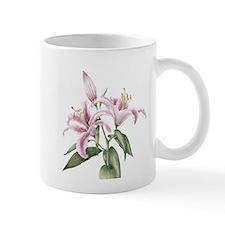 Stargazer Lily Small Mugs