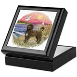 PinkSunset - PWD(brn) Keepsake Box