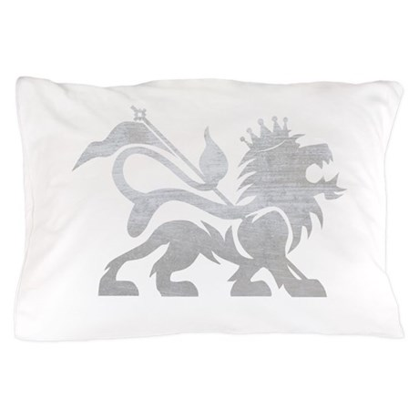 Rasta Lion Pillow Case