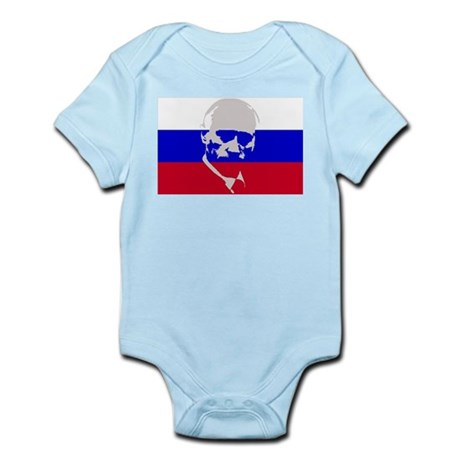 Putin Infant Bodysuit