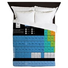 Big Bang Theory Queen Duvet