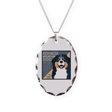 Bernese-Kiss.Snuggle.Repeat. Necklace