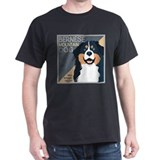 Bernese-Kiss.Snuggle.Repeat. T-Shirt