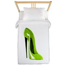 Cute Stilettos Twin Duvet