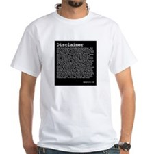 tshirt_disclaimer T-Shirt