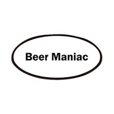 Beer Maniac Patches