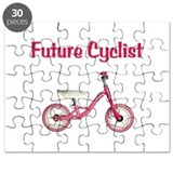 Future Girl Cyclist Puzzle