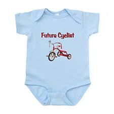 Future Cyclist Trike Infant Bodysuit