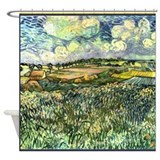 Van Gogh Pastoral Shower Curtain