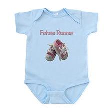 Future Girl Runner Onesie