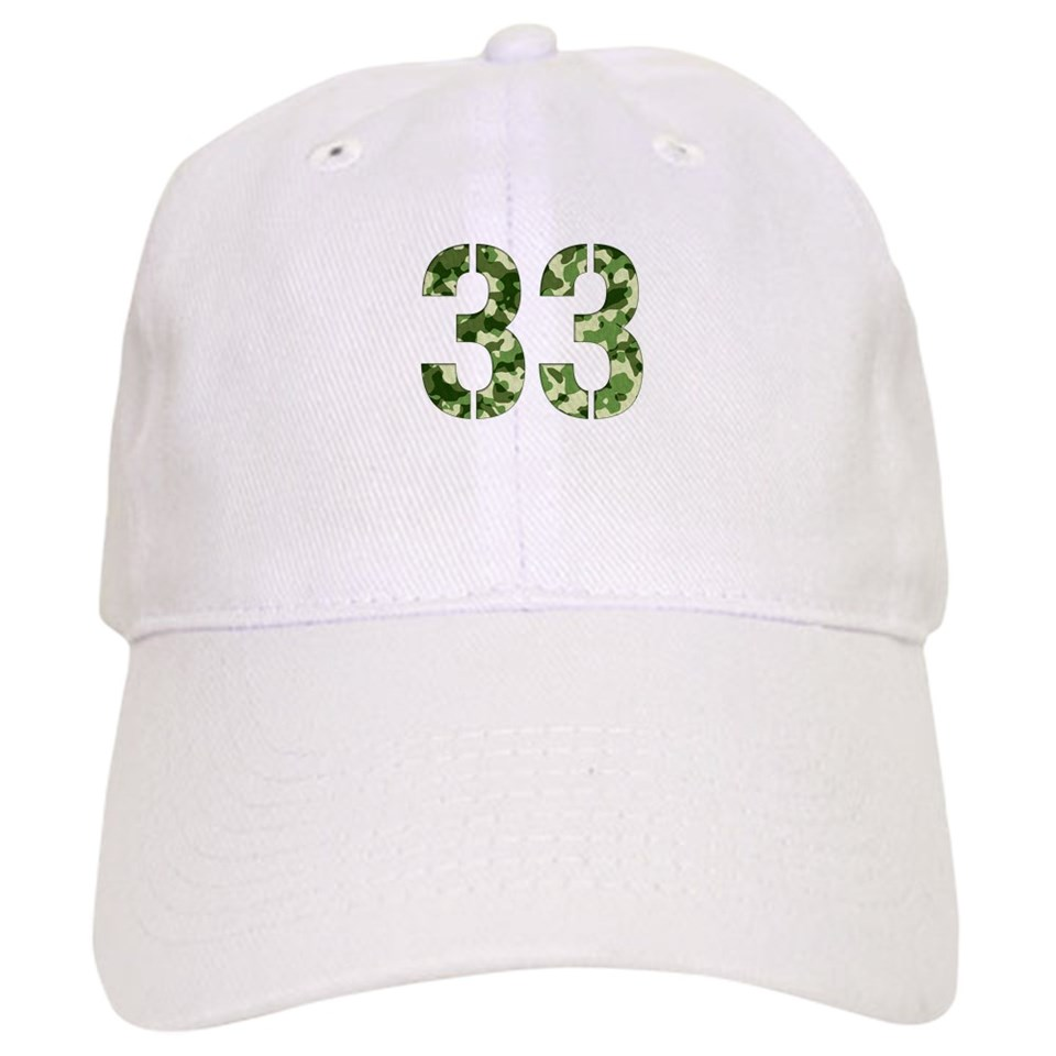 c2bd88d5bba 33 Gifts 33 Hats   Caps Number 33