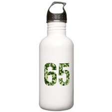 Number 65, Camo Water Bottle